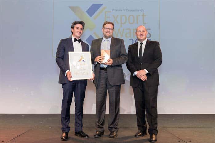 Premier of Queensland's Export Awards 2017 - Brisbane Convention & Exhibition Centre - Brisbane - Queensland (QLD) - Australia - 2017