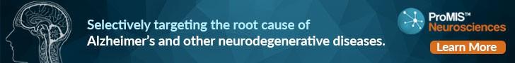 ProMIS Neurosciences web banner