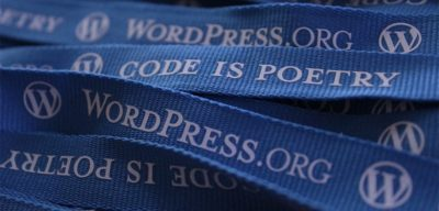 Statistics showing how the WordPress platform is a global leader for websites